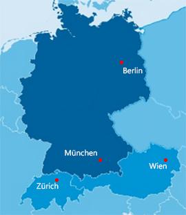Excel Kurse in Österreich - Deutschland - Schweiz