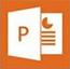 Logo Microsoft PowerPoint 2013