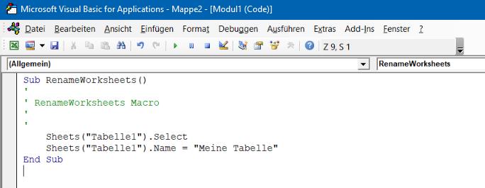 Wofür werden VBA Makro Routinen in MS Excel verwendet? | Excel Kurs ...